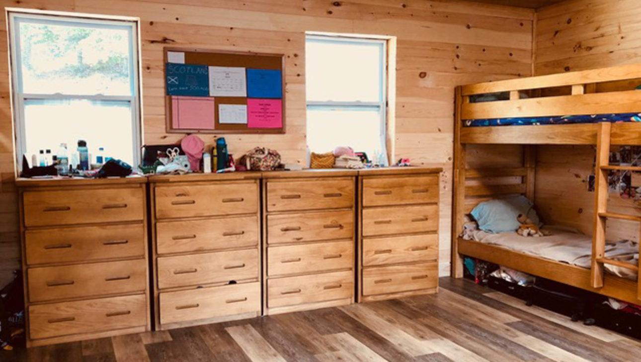 Cabin dressers
